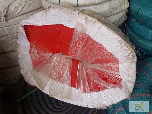 Cuộn ống bạt đỏ phi 100