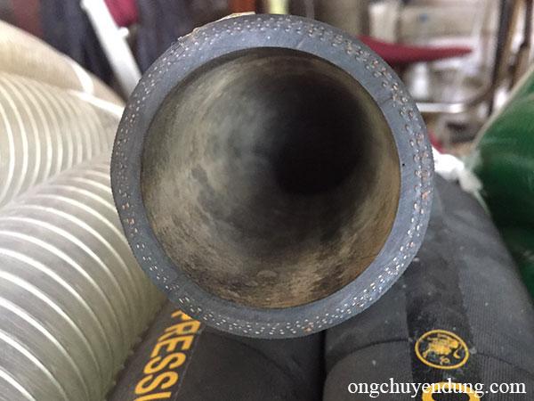 Đầu ống cao su bố vải 3 lớp phi 48